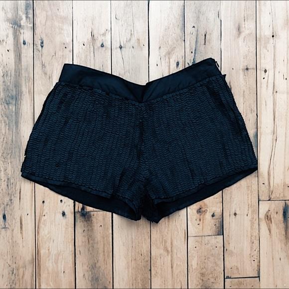 All Saints Pants - NWT All Saints Shorts Hans embellished